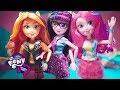 MLP: Equestria Girls - 'Sunset Shimmer, Rainbow Dash, Pinkie Pie & Twilight Sparkle Dolls' Teaser