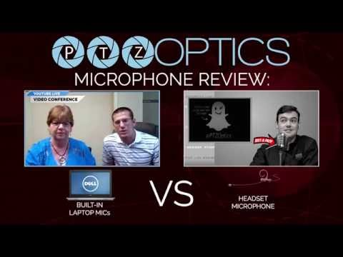 Broadcast / Recording Microphone Review - VLOG #024