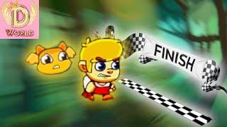 Осталось еще чуть чуть4 Джо и Момо онлайн игра,мультфильм/Jo and Momo game for kids