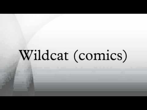 Wildcat (comics)