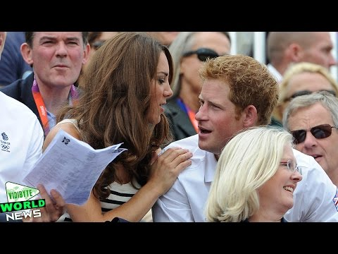 Thumbnail: Kate Middleton and Prince Harry's very special bond