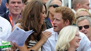 Kate Middleton and Prince Harry's very special bond