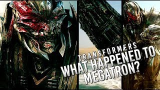 Transformers: What Happened to Megatron After The Final Battle In Transformers The Last Knight!