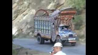 Kotli Rd Azad Kashmir Twin Waterfalls in Gulpur