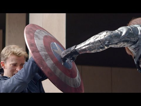 Captain America The Winter Soldier Trailer 2 UK & Ireland — Official Marvel | HD