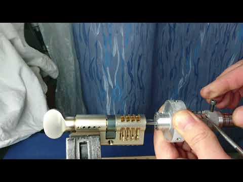 Взлом отмычками Mul-T-Lock   MTL PRO ()