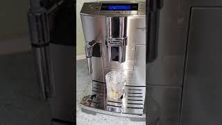 DeLonghi ECAM 26.455 MB Wasser nach Kaffeebezug aus Wasserauslauf
