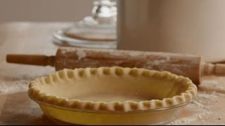 Pie Recipes - How To Make Flaky Pie Crust