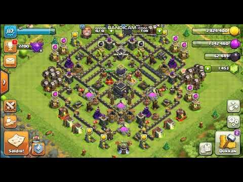 Clans  Of Clans Video  Ganimet Savasları Serisi 2...