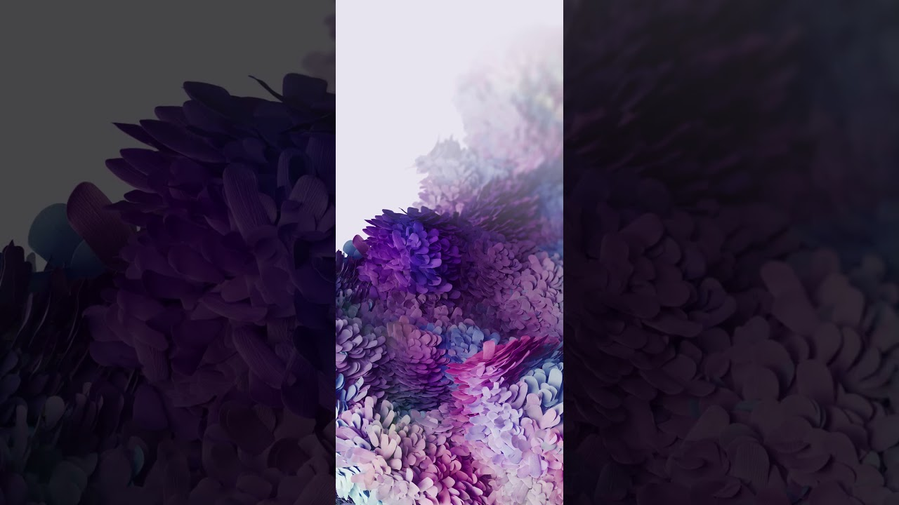 Samsung Galaxy S20 Live Wallpaper 2 Youtube