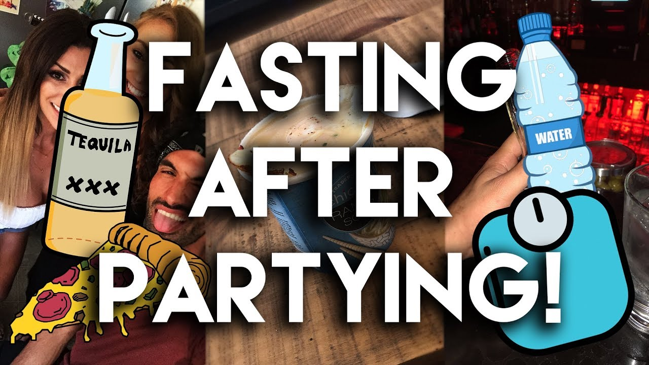Fasting After Binging On Food And Alcohol Dramatic Weight Loss