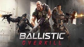 BEST FPS OF 2017 SO FAR BALLISTIC OVERKILL GAMEPLAY 1080P 60FPS