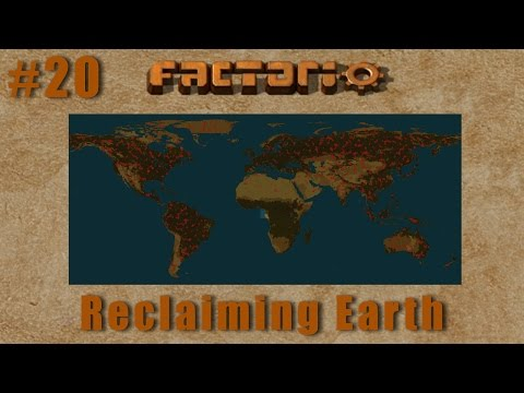Factorio Multiplayer - Reclaiming Earth EP20 :: Zuri's Logistics Smelter!