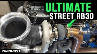 How to build a responsive 1000hp Nissan RB30 street engine | fullBOOST
