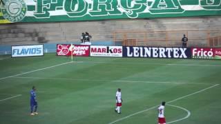Melhores momentos de Goiás 1 x 0 Vila Nova na semifinal do Goiano 2016