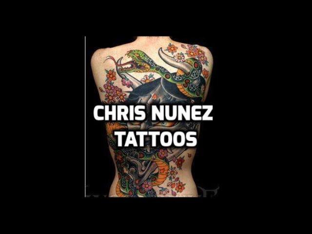 Chris Nunez Tattoos Youtube