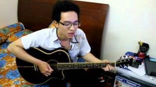 Lời yêu đó_HKT (guitar cover by Phong Ferrari)