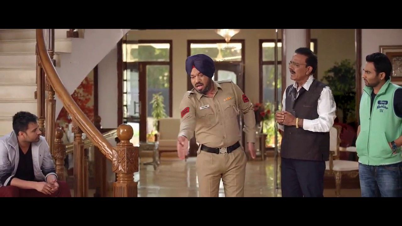 Download Best Comedy Scene of Happy Go Lucky Punjabi Movie ] Mania Of Multimedia ] Muhammad Akasha Javaid