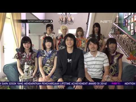 Kevin Aprilio Jadi Produser Idol Grup 'Enka Girls' dari Jepang
