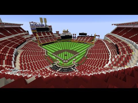 VIEWER SUBMISSION: Great American Ballpark - Cincinnati Reds
