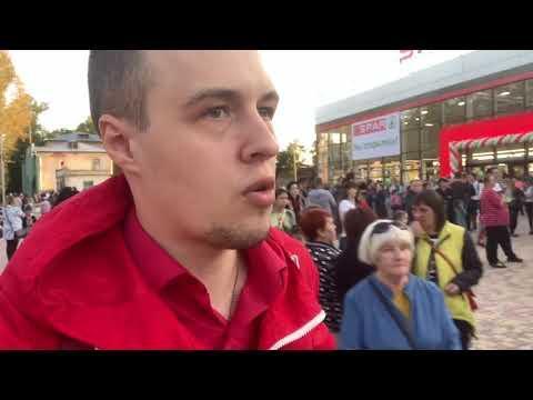 Открытие SPAR Гусь-Хрустальный