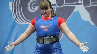 Russian Powerlifting Nationals - 2015. 84. +84 kg.