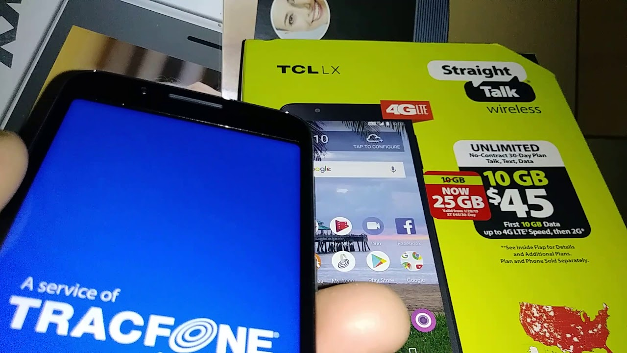 Hard Reset TCL LX How to remove password pattern or PIN if you forgot it
