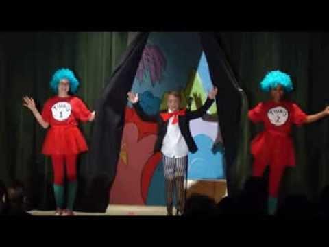 Seussical Musical  Highland Park Elementary School Gilbert, AZ