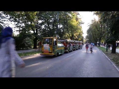 Just normal life in the park - Sarajevo Vilsonovo