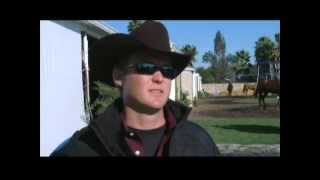Cody Joiner Feature on TVG (courtesy of TVG Network) Full Version