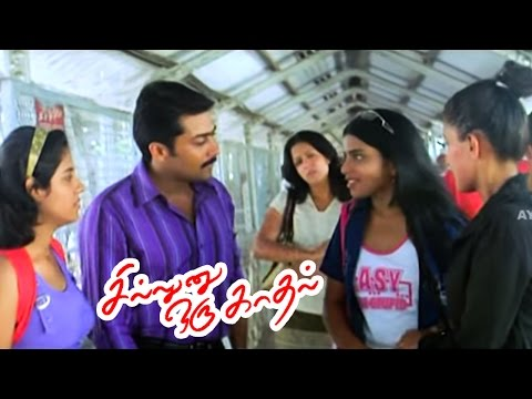 Sillunu Oru Kadhal | Full Movie Scenes |...