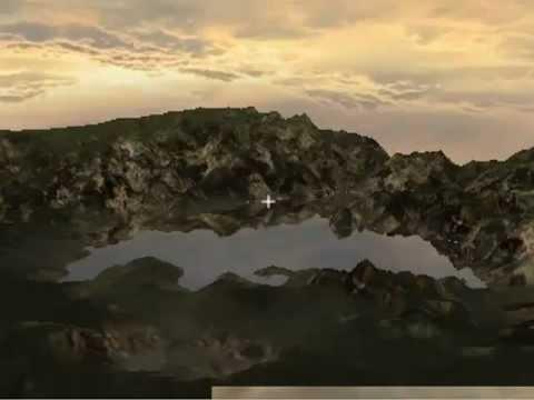 Terrain watersurface in jme3
