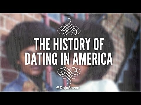 The History Of Dating  And Courtship In America
