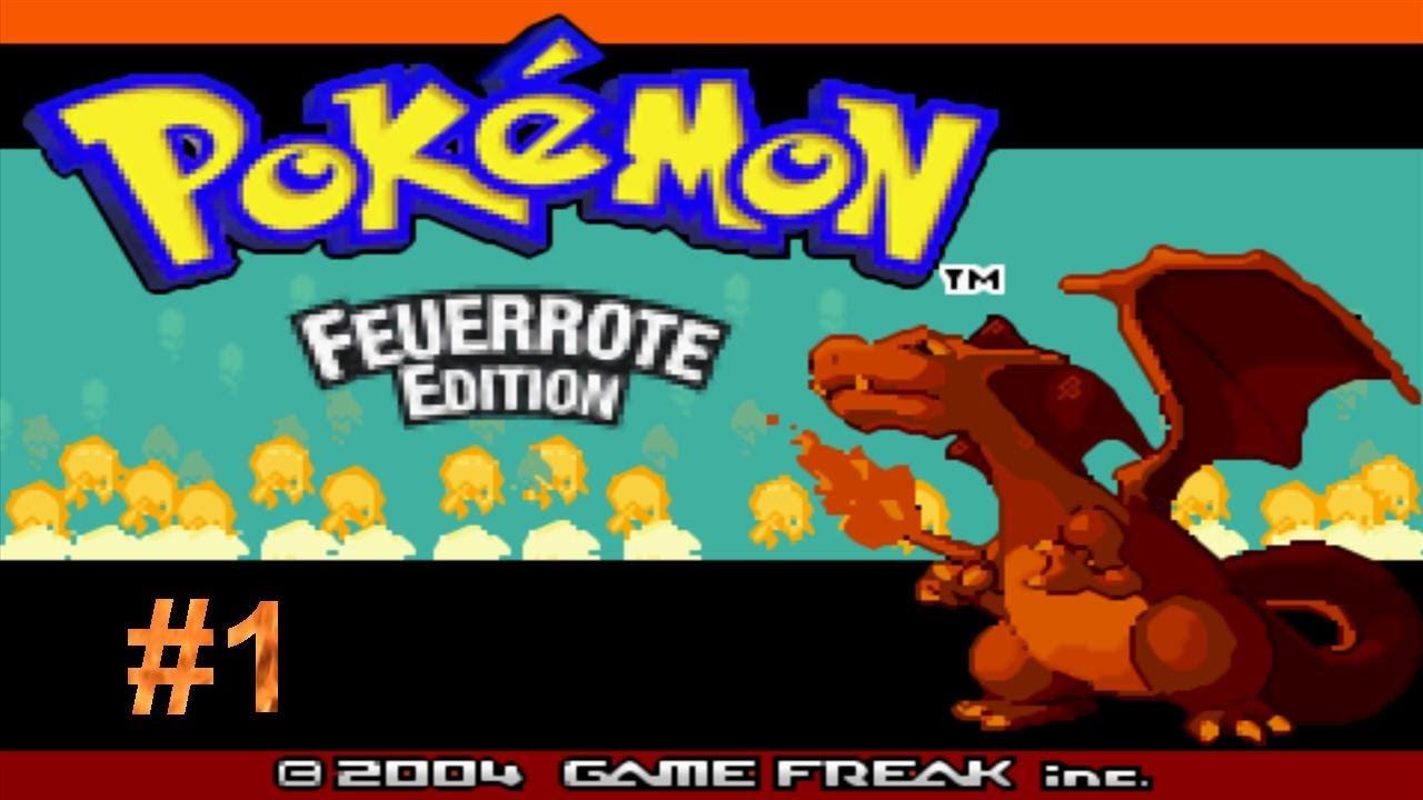 Pokemon Feuerrot Gameshark