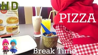 Time Break Delight Menu Es Krim - Pizza Hut Indonesia