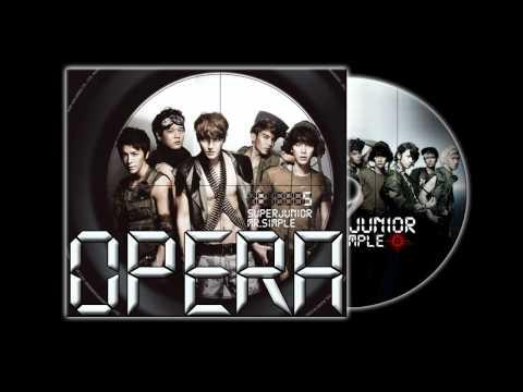 Super Junior  Opera Audio
