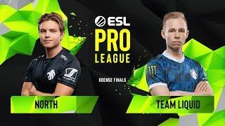 CS:GO - North vs. Team Liquid [Vertigo] Map 1 - Group B - ESL Pro League Season 10 Finals
