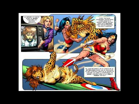 ​SENSATION COMICS FEATURING WONDER WOMAN # 40 [ESP] 2015