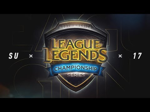P1 vs. EUN - Final Promotion Day 3 Game 3 | NA LCS Summer Split | Phoenix1 vs. eUnited (2017)