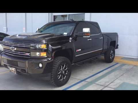 2017 Chevrolet Silverado Diesel Mountain View, CA | Duramax Truck Dealer Mountain View, CA