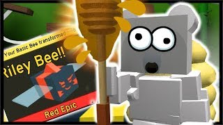 1.6 MILLION HONEY DRIPPER & 23 BEE TYPES!! | Roblox Bee Swarm Simulator