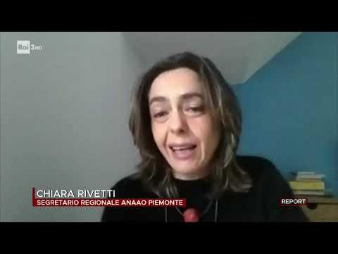 Il pasticcio piemontese - Report 20/04/2020