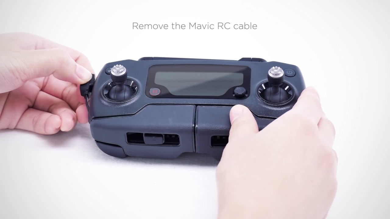 How To Charge DJI Mavic Pro Remote Controller