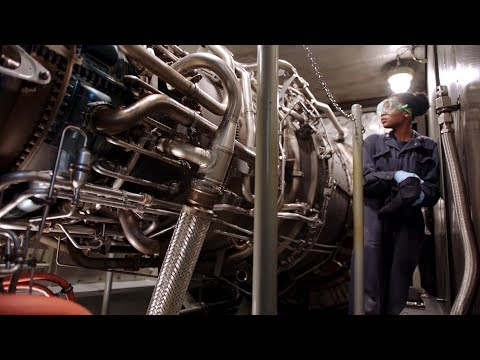 Navy Gas Turbine Systems Technician: Mechanical - GSM