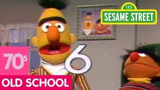 Sesame Street: Bert's Favorite Number 6