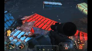 Fallout 4 - 263 - пупс Удача