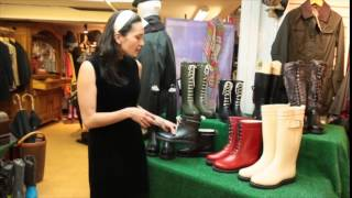 Why Ilse Jacobsen Rubber Rain Boots Are Good for Winter Boot