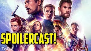 Avengers Endgame Spoilercast! - The Weekly Pull