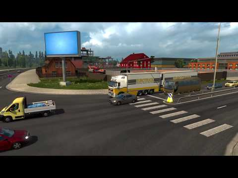 ETS2 ProMods 2.03 Gdynia PL  To  Panevzys  LT
