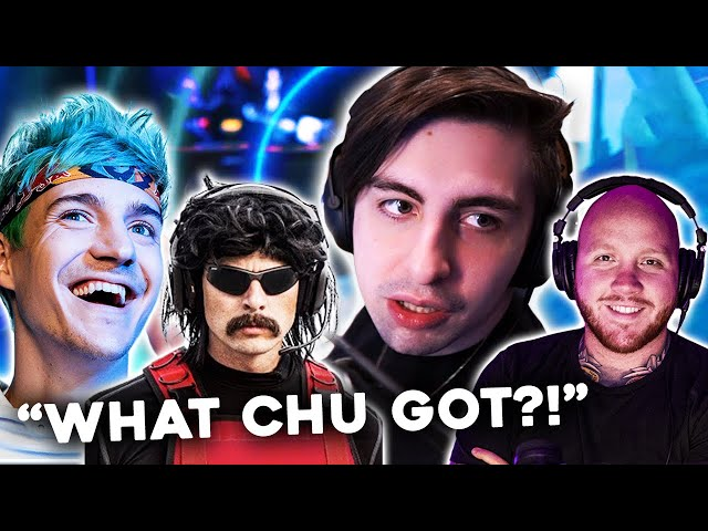 7 Times Shroud DECIMATED Twitch Streamers